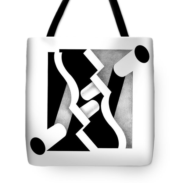 Archtectonic 1 Tote Bag