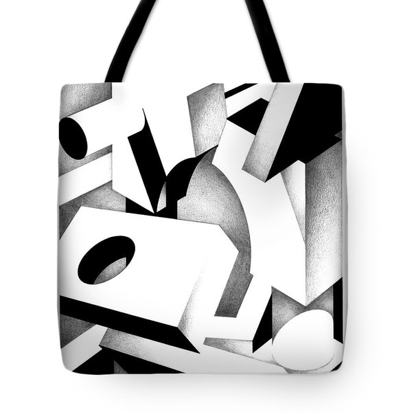 Archtectonic 10 Tote Bag