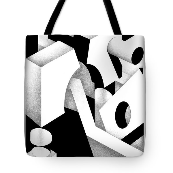 Archtectonic 11 Tote Bag