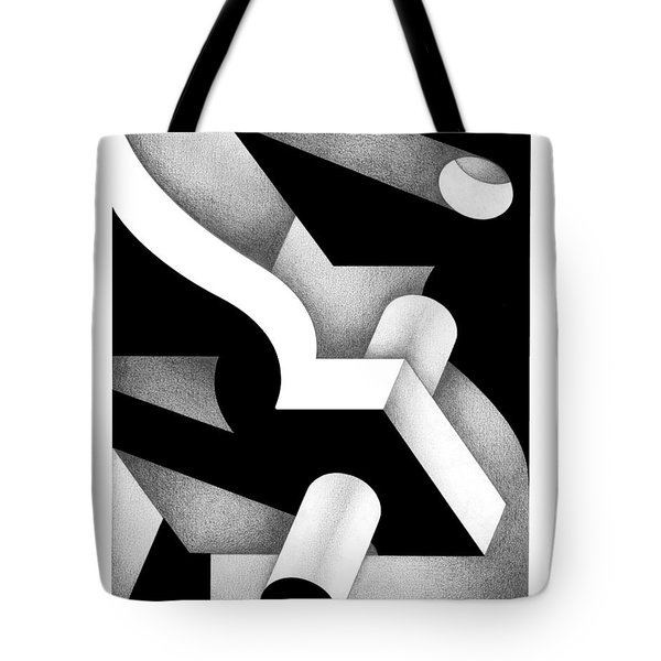Archtectonic 12 Tote Bag