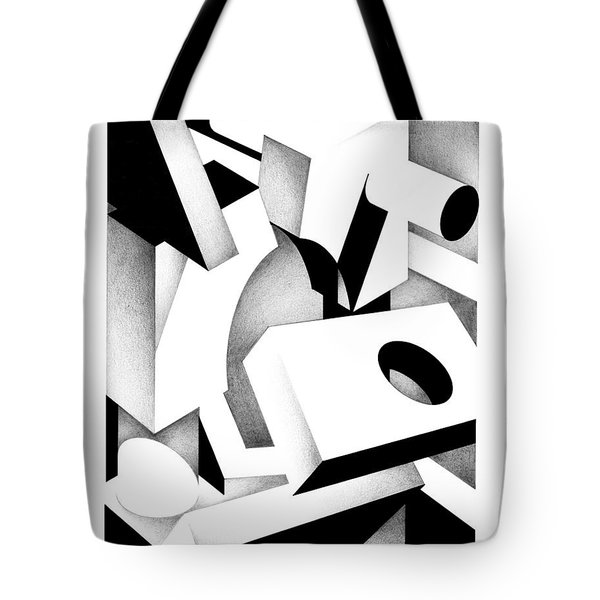 Archtectonic 2 Tote Bag