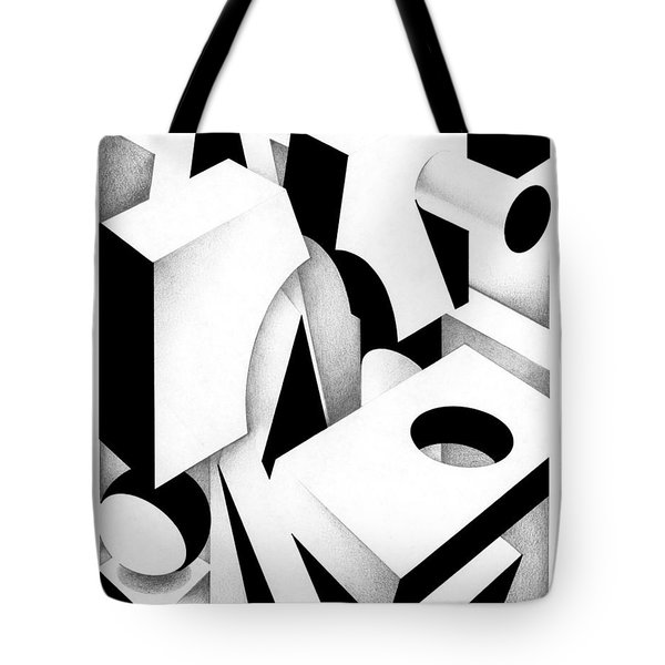 Archtectonic 3 Tote Bag