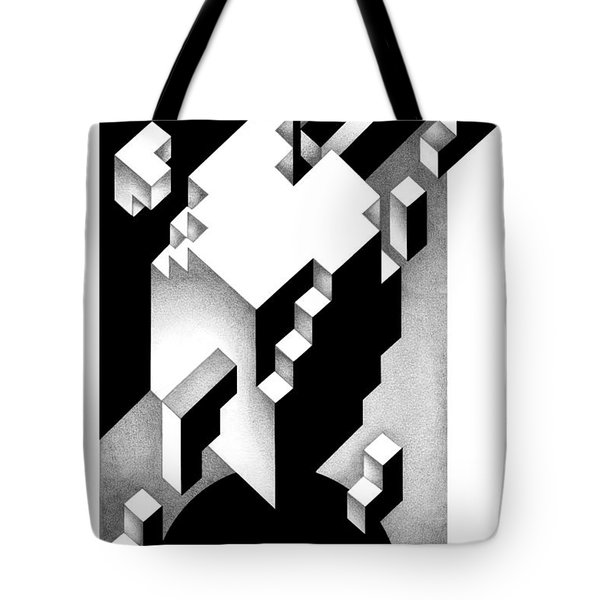 Archtectonic 4 Tote Bag