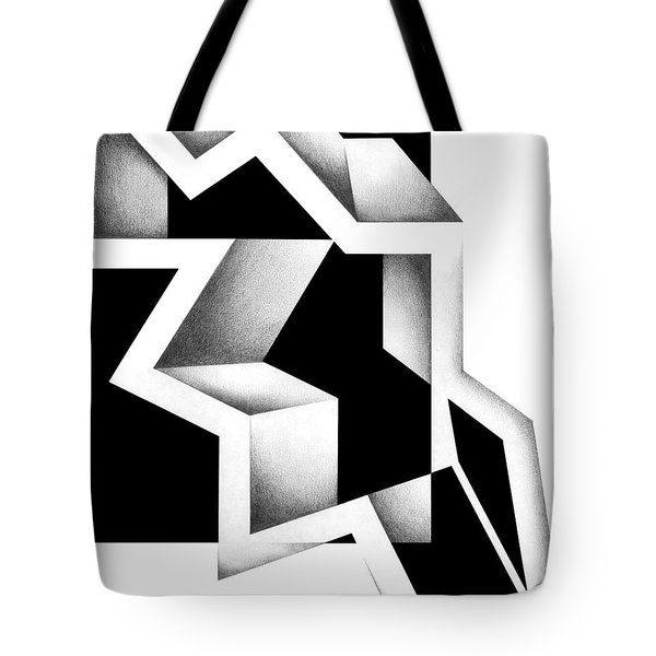 Archtectonic 5 Tote Bag
