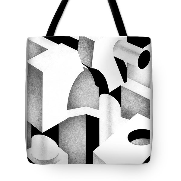 Archtectonic 6 Tote Bag