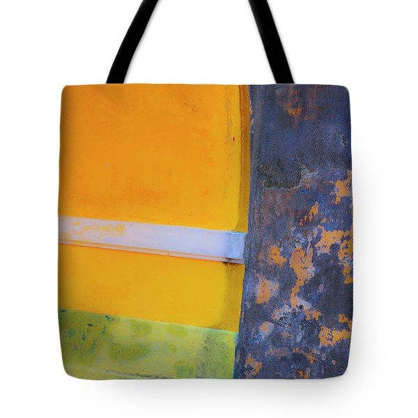 Archway Wall Tote Bag