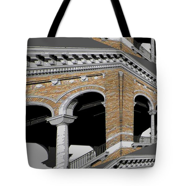 Archways Tote Bag