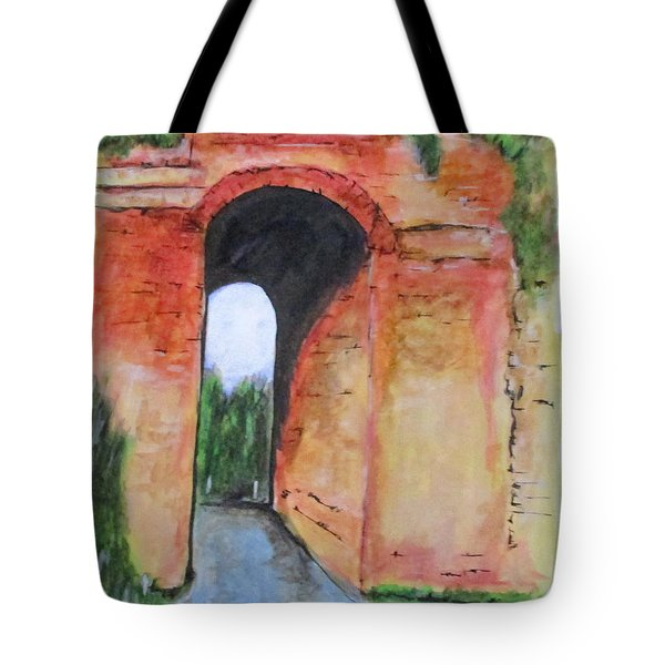 Arco Felice, Revisited Tote Bag