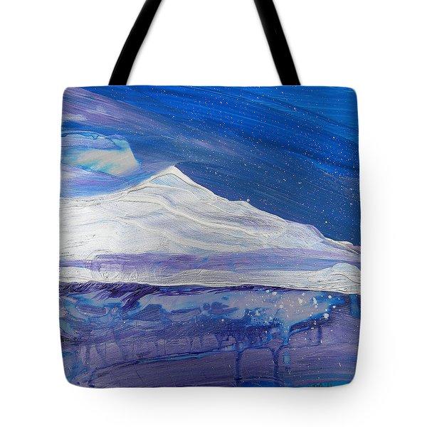 Arctic 2 Tote Bag