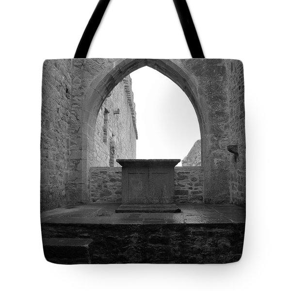 Ardfert Cathedral Tote Bag