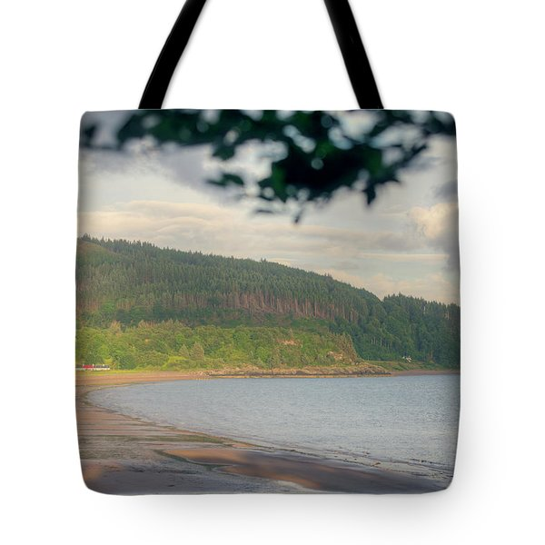 Ardmucknish Bay Tote Bag