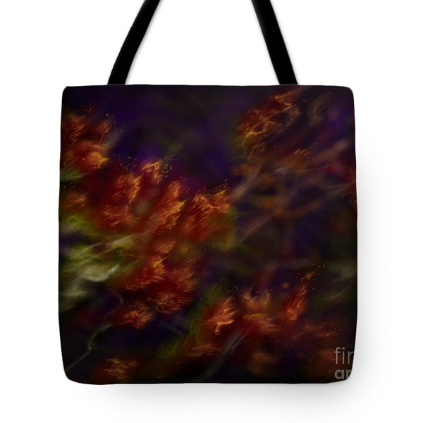 Tote Bag featuring the digital art Ardor by Amyla Silverflame