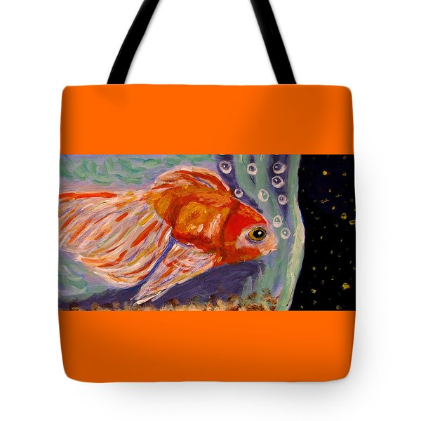 Are We Alone Tote Bag by Angela Davies