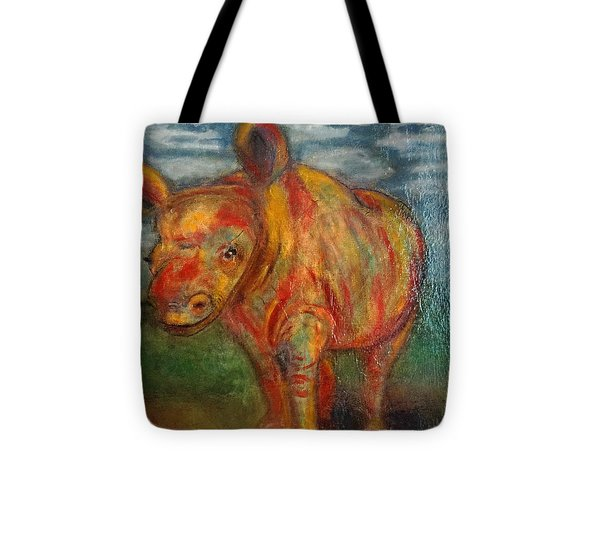 Are We There Yet? Tote Bag by Gina Sismilich