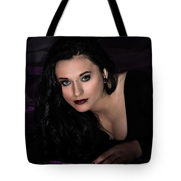 Are You Going To Keep Me Waiting? Tote Bag