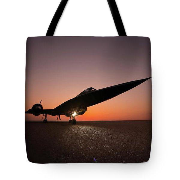 Area 71 Dark Seduction Tote Bag