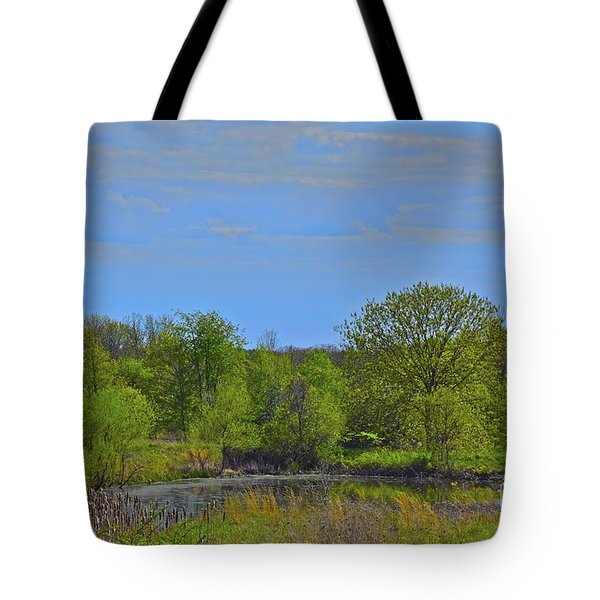Area Of Cogitation Tote Bag