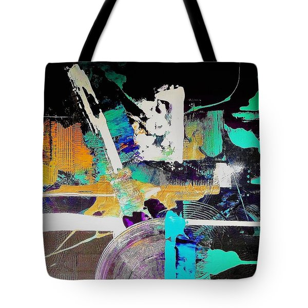 Areas Of Doubt And Uncertainty Tote Bag
