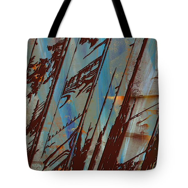 Tote Bag featuring the digital art Ares by Ken Walker