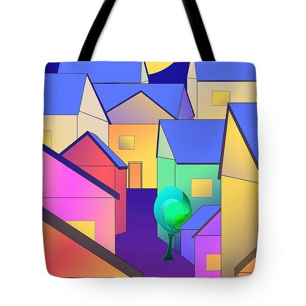 Arfordir Vi Tote Bag
