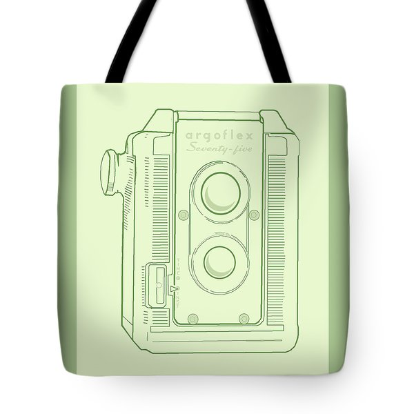 Argoflex Green Tote Bag