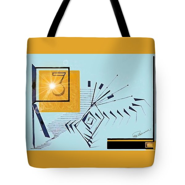 Aria Tote Bag