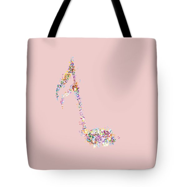 Aria T-shirt Tote Bag