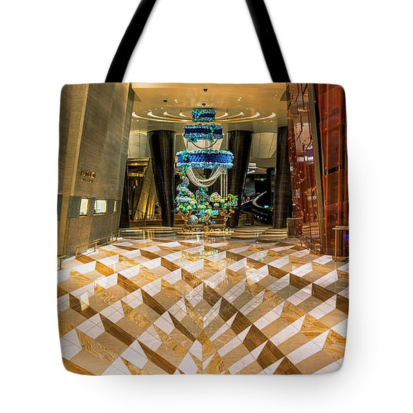 Aria High Limit Lounge Entrance Tote Bag
