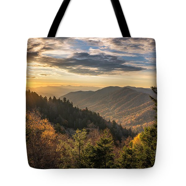 Arise Tote Bag by Anthony Heflin