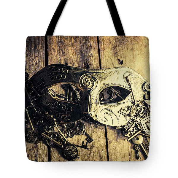 Aristocratic Social Affairs Tote Bag by Jorgo Photography - Wall Art Gallery