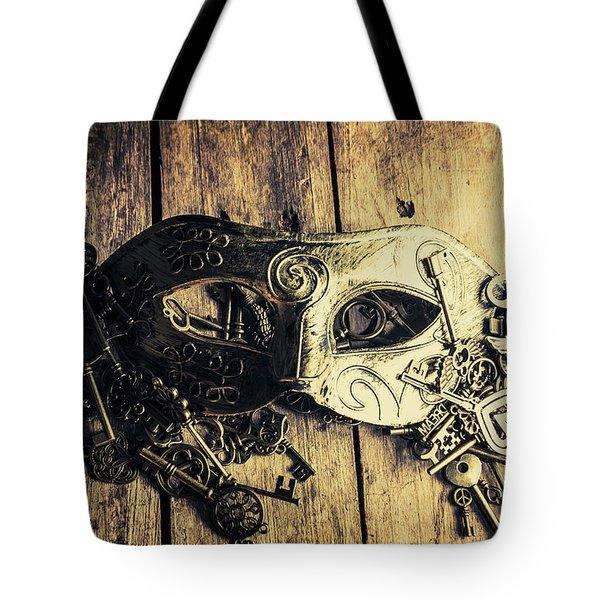 Aristocratic Social Affairs Tote Bag