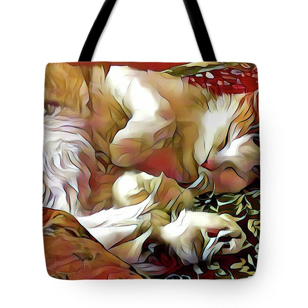 Aristokitty Tote Bag