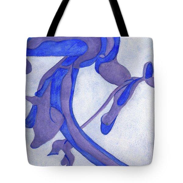 Aristolochia Tote Bag