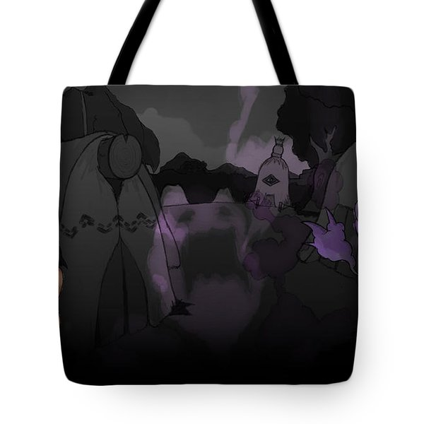 Aritana And The Harpy's Feather Tote Bag
