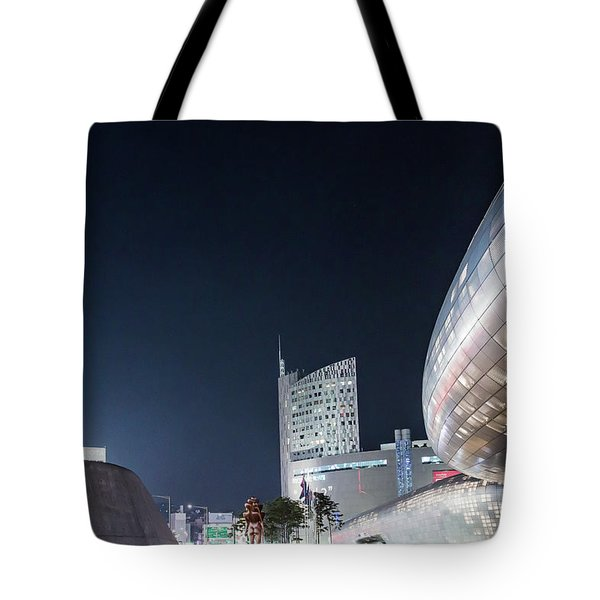 Aritficial Daylight Tote Bag