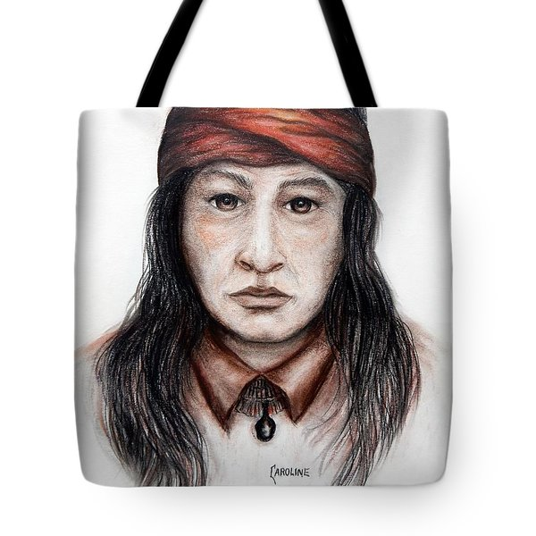Arizona Apache Tote Bag