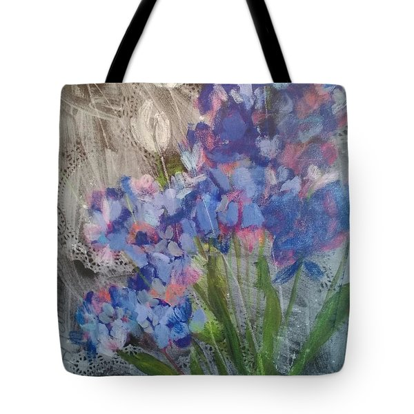 Arizona Blues Tote Bag