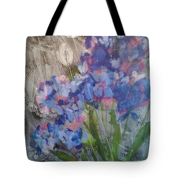Arizona Blues Tote Bag