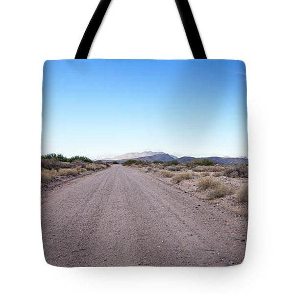 Arizona Desert Tote Bag by Edward Peterson