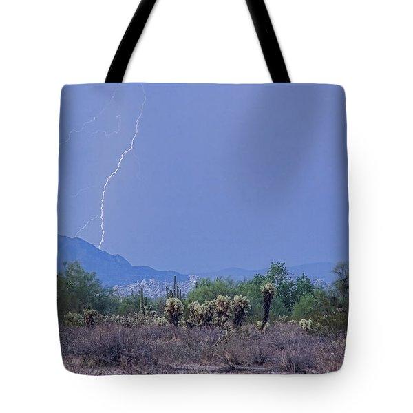 Arizona Desert  Tote Bag by James BO  Insogna