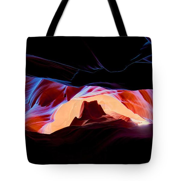 Arizona Underground Tote Bag