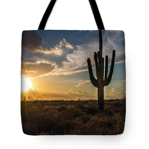 Arizona Vibes Tote Bag