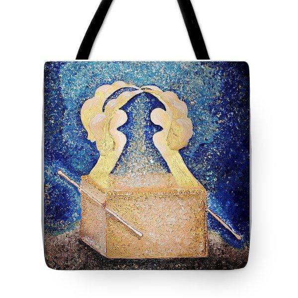 Ark Of The Covenant  Tote Bag by Alisa Poplavskaya