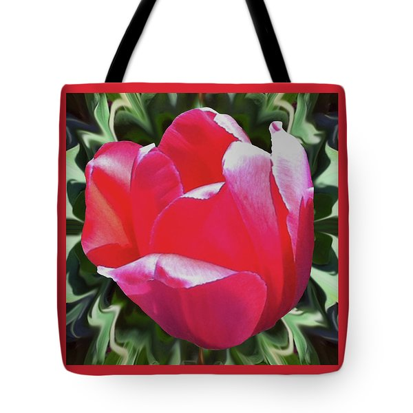 Arlington Tulip Tote Bag