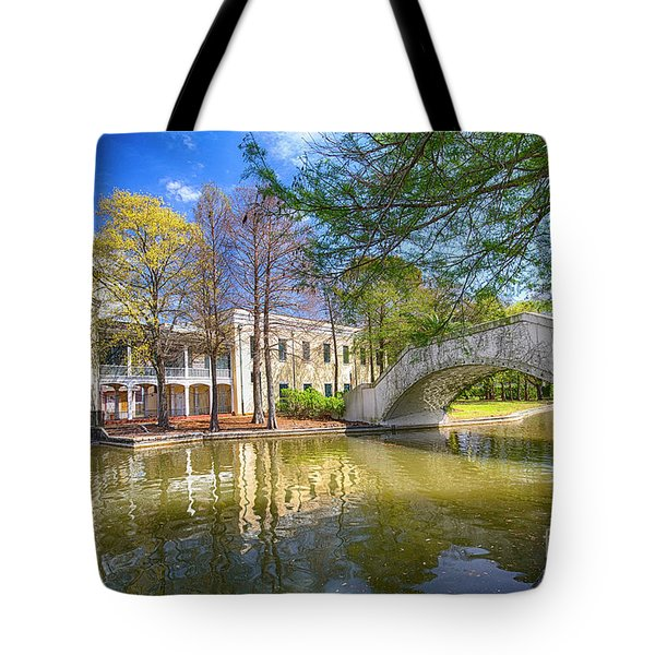 Armstrong Park, New Orleans, La Tote Bag