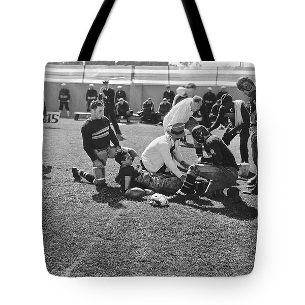 Army-navy Football Movie Tote Bag
