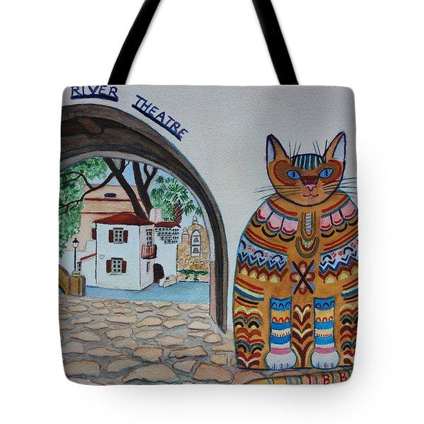 Arneson Theatre Cat Tote Bag