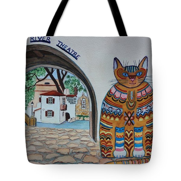 Arneson Theatre Cat Tote Bag