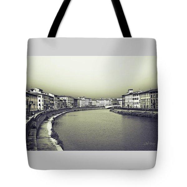 Arno II Tote Bag by Joseph Westrupp