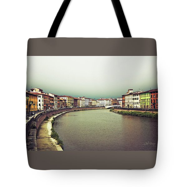Arno Tote Bag by Joseph Westrupp